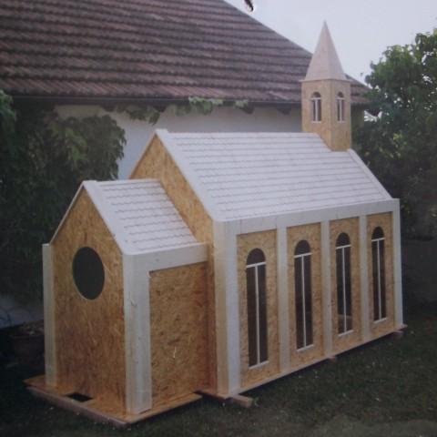 Kirchennachbau